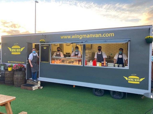 Club Bar & Wingman Now Closed, Wingman Operating Takeaway and Delivery