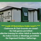 Level 5 restrictions