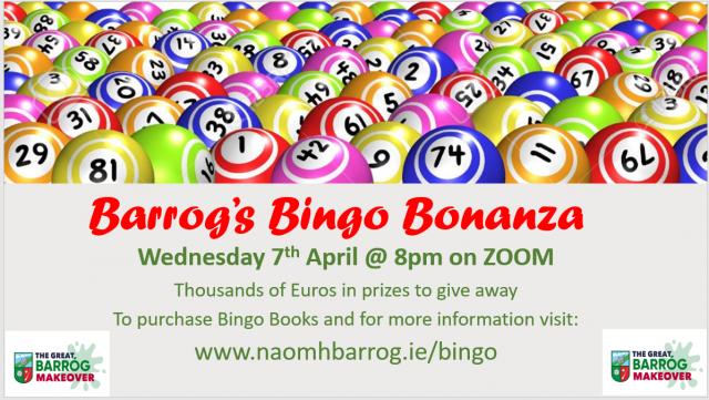 Barróg's Bingo Bonanza