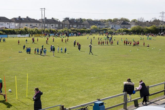 Barróg Beaga Back with Record Numbers